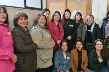 Diálogos buscan fomentar la participación política de las mujeres