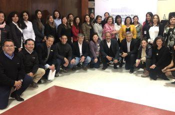 """Cerca de 60 representantes de empresas participan en seminario organizado por la mesa regional """"Mujer y Minería"""""""