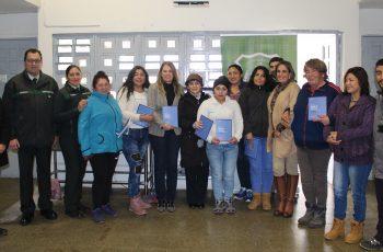 Dan inicio a Taller de Poesía en cárcel de mujeres de Talca