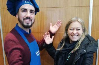Seremi Bárbara Hennig conoce sorprendente caso de emprendimiento a nivel nacional
