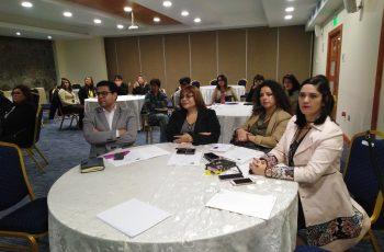 Entidades públicas y privadas conocieron los procesos de aplicación de la Norma Chilena 3262
