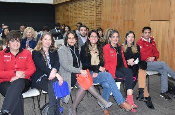 Seminario abordó las inequidades a las que se enfrentan las mujeres maulinas