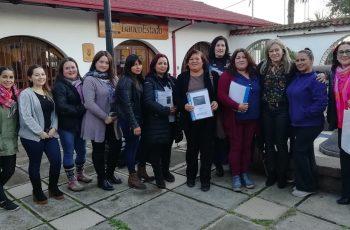 Seremi certificó a estudiantes con el Programa Mujer, Sexualidad y Maternidad