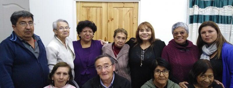 Seremi visitó Club de Adultos Mayores Copihue del Altiplano de Alto Hospicio