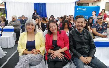 """Más de 40 mujeres de Coquimbo y La Higuera se certifican en """"Técnicas de Panadería, Pastelería y Repostería Industrial"""""""