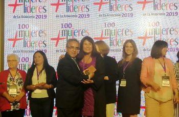 SEREMI de La Araucanía es elegida como una de las 100 Mujeres Líderes de su región