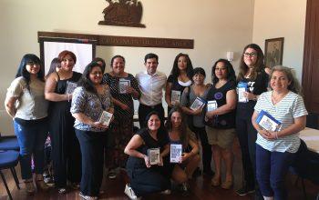 Seremi realiza talleres sobre las autonomías de las mujeres en Los Andes