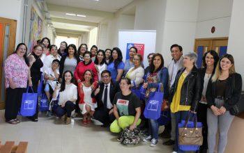 Más de 70 emprendedoras de la región realizan taller E-Learning para el manejo de plataformas web de Fosis y Sence