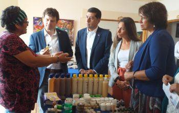 Proyecto de emprendimiento apoya a mujeres víctimas de violencia intrafamiliar
