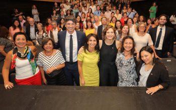 Subsecretaria Cuevas participa del lanzamiento de Hoja de Ruta para Políticas de Equidad de Género en Ciencias y Tecnología