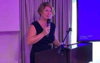 Carolina Plaza es nombrada Directora Nacional del Servicio Nacional de la Mujer y Equidad de Género