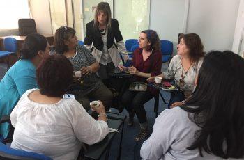 Realizan diálogos ciudadanos con excelente convocatoria en Biobío
