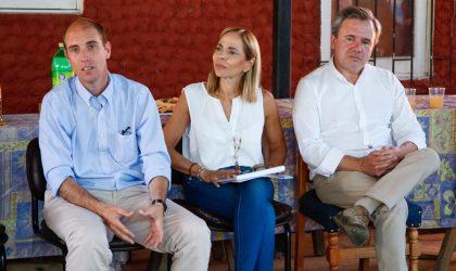 Ministra Isabel Plá visita la región de Ñuble para dialogar con las mujeres de la región