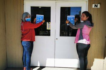 En Ovalle lanzan Campaña para que en condominios y edificios denuncien violencia contra la mujer durante emergencia sanitaria