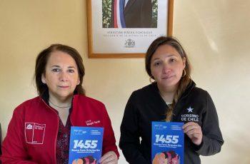 En Aysén aumentan los llamados al 1455 durante el mes de marzo