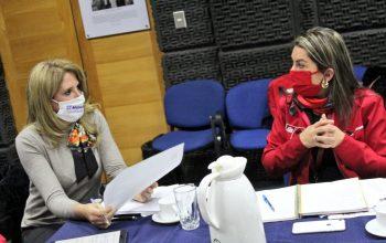"""Seremi MinMujer Los Ríos: """"Una mujer que vive violencia tiene el derecho a ser protegida y debe recibir la atención que necesita"""""""