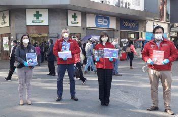 Autoridades de Concepción se suman a las campañas de erradicación de violencia