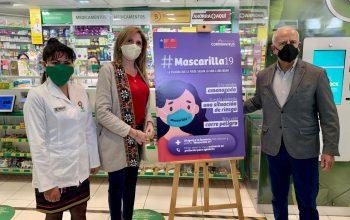 """A un mes de su lanzamiento: Campaña """"Mascarilla 19"""" atendió a 30 mujeres en todo el país"""