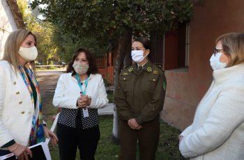 Ministra de la Mujer lidera reunión del Circuito Intersectorial de Femicidios de O´Higgins