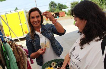 30 emprendedoras han dado vida al espacio Conoce Emprendedoras Los Ríos implementado por la Seremi de la Mujer