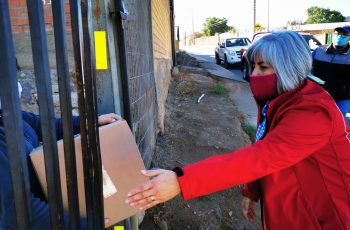 Con éxito concluye entrega de 3.289 cajas de alimentos en Illapel