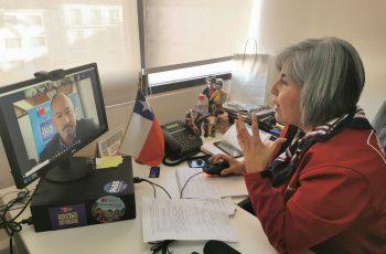 Seremi de la Mujer de Coquimbo lidera plan de acción para abordar aumento de delitos de violación