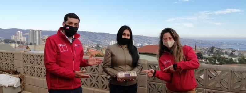 Proyecto fortalece la autonomía económica de mujeres en Valparaíso