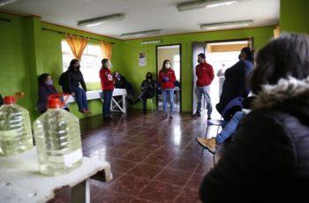 Seremi de la Mujer y Equidad de Género del Biobío se reúne con dirigentas de Dichato