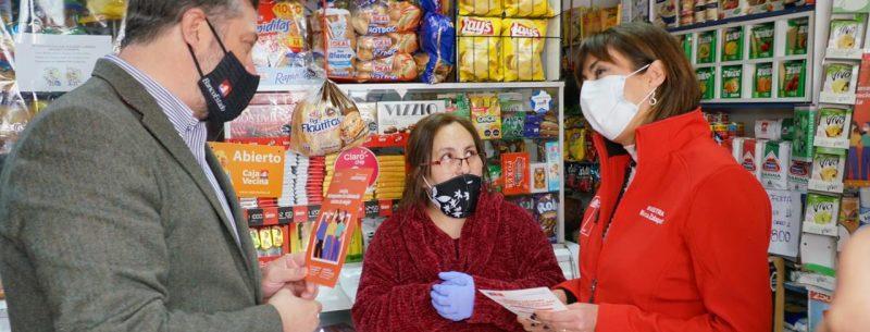 MinMujer y BancoEstado sellan alianza para prevenir la violencia contra la mujer en O'Higgins