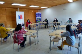 Mujeres líderes de Carelmapu dieron a conocer sus inquietudes en esta cuarentena total por Covid19