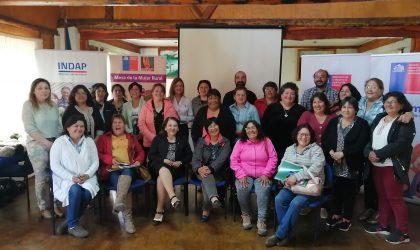 Mesa Regional de Aysén conmemora día internacional de la mujer rural
