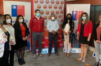 Atacama: Gobierno da inicio al mes de la eliminación de la violencia contra las mujeres