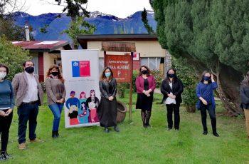 Autoridades dan inicio al Mes de la Eliminación de la Violencia contra las Mujeres en Aysén