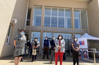 Seremi de la Mujer y Servicio de Salud O´Higgins refuerza llamado contra la violencia hacia las mujeres