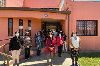 O´Higgins: Seremi de la Mujer y la Equidad de Género da inicio al mes de la no violencia contra la mujer