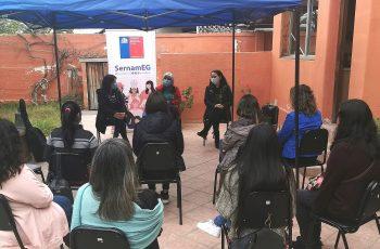 En Coquimbo inician actividades conmemorativas por el mes de la No Violencia Contra la Mujer
