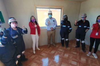 9 mujeres del Ñuble se capacitaron en oficio de ceramista con apoyo de CChC Chillán y Seremi de la Mujer y Equidad de Género