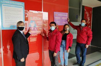 Centros de Trazabilidad se unen a la tarea de erradicar la violencia contra las mujeres