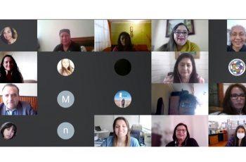 Mujeres de Antofagasta dialogan acerca de la participación política de las mujeres de cara a los próximos procesos electorales