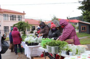 """""""Productoras de la Patagonia"""" inicia nuevo punto de venta en Coyhaique."""