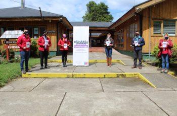 Desde Los Ríos: Autoridades regionales y comunales conmemoraron el Día Internacional de la Eliminación de la Violencia contra las Mujeres
