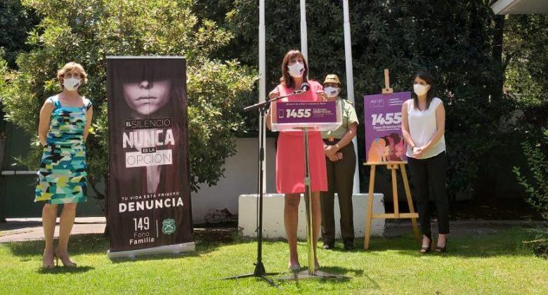 Mujeres que viven violencia no requieren permiso especial para salir a denunciar