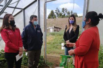 Seremi de la Mujer y la Equidad de Género apoyará a mujeres emprendedoras del sector agrícola en la difusión de sus productos