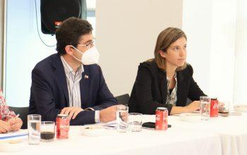 Subsecretaria Abud se reúne con equipos de Trabajo y Hacienda para avanzar en Proyecto Sala Cuna