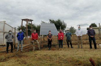 Llaman a agricultoras de Ñuble a realizar curso de riego gratuito a través de la CNR
