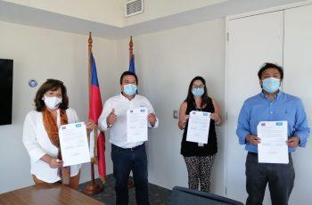 Seremi y Cámara Chilena de la Construcción firman convenio de Colaboración