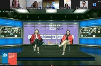Con transmisión vía streaming se conmemoró el Día Internacional de la Mujer en el Bío Bío