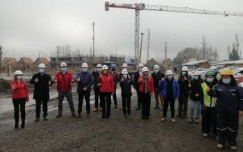 Ministra Zalaquett y CChC Chillán participaron en conversatorio sobre inserción laboral femenina en la construcció
