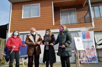 """Inauguran primer """"Centro de Reeducación de Hombres"""" para Ñuble en San Carlos"""