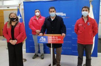 Autoridades Regionales de Ñuble destacan anuncios para Pymes